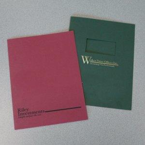 Custom Report Covers