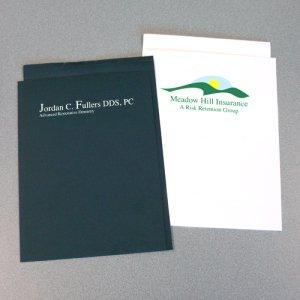Standard Letter Folders 9 x 12