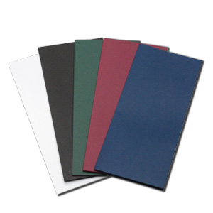 Mini Blank Folders