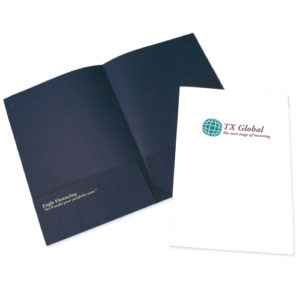 Custom Legal Size Folders