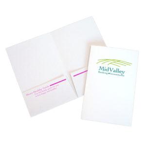 Custom Small Folders