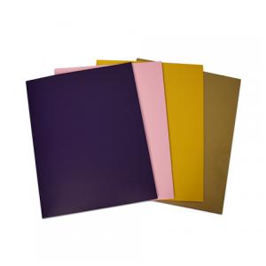 Reinforced Blank Folders